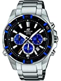 Casio Edifice – Men's Analogue Watch with Solid Stainless Steel Bracelet – EFR-534D-1A2VEF