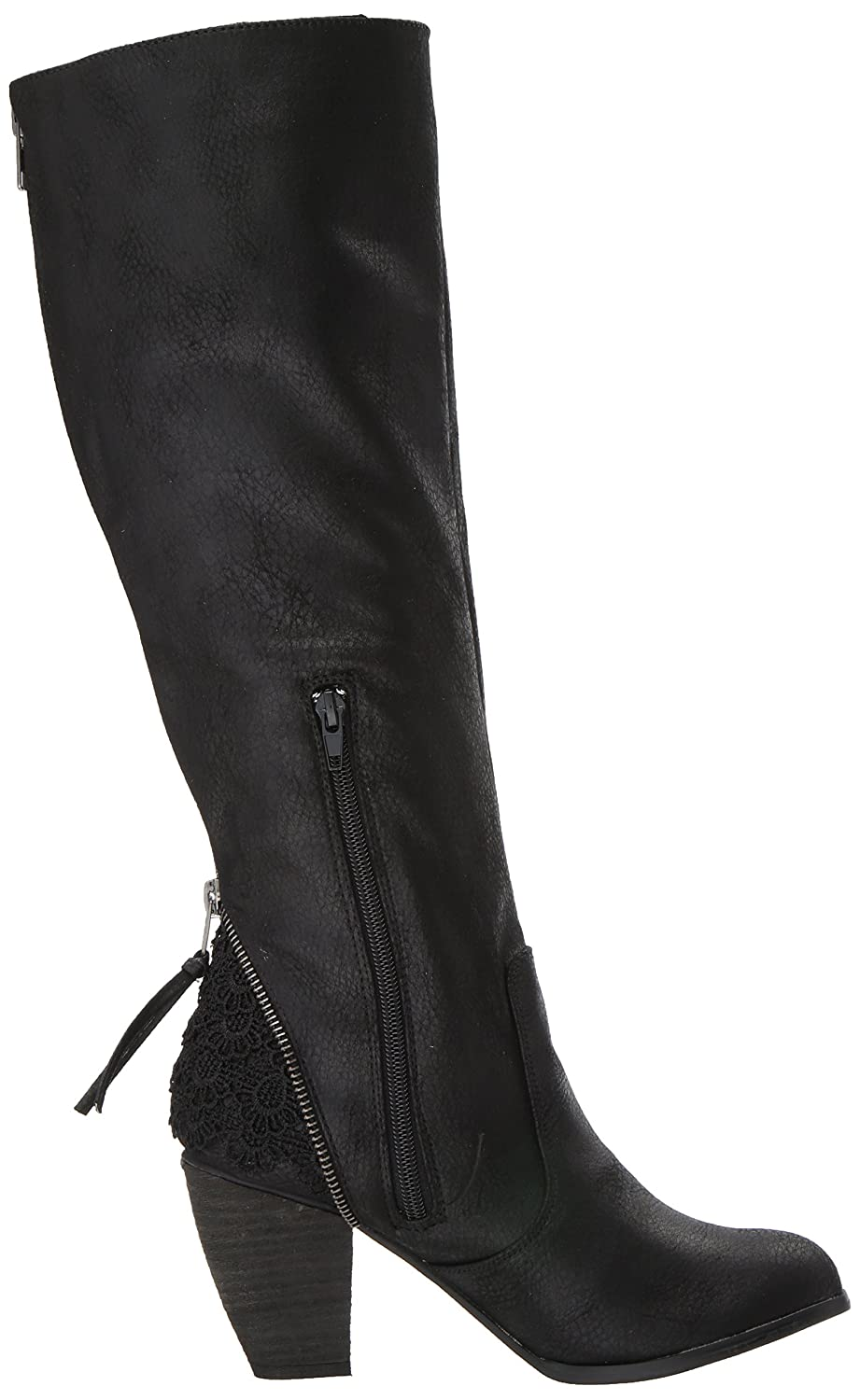 Not Rated Womens Sass It Up Riding Boot