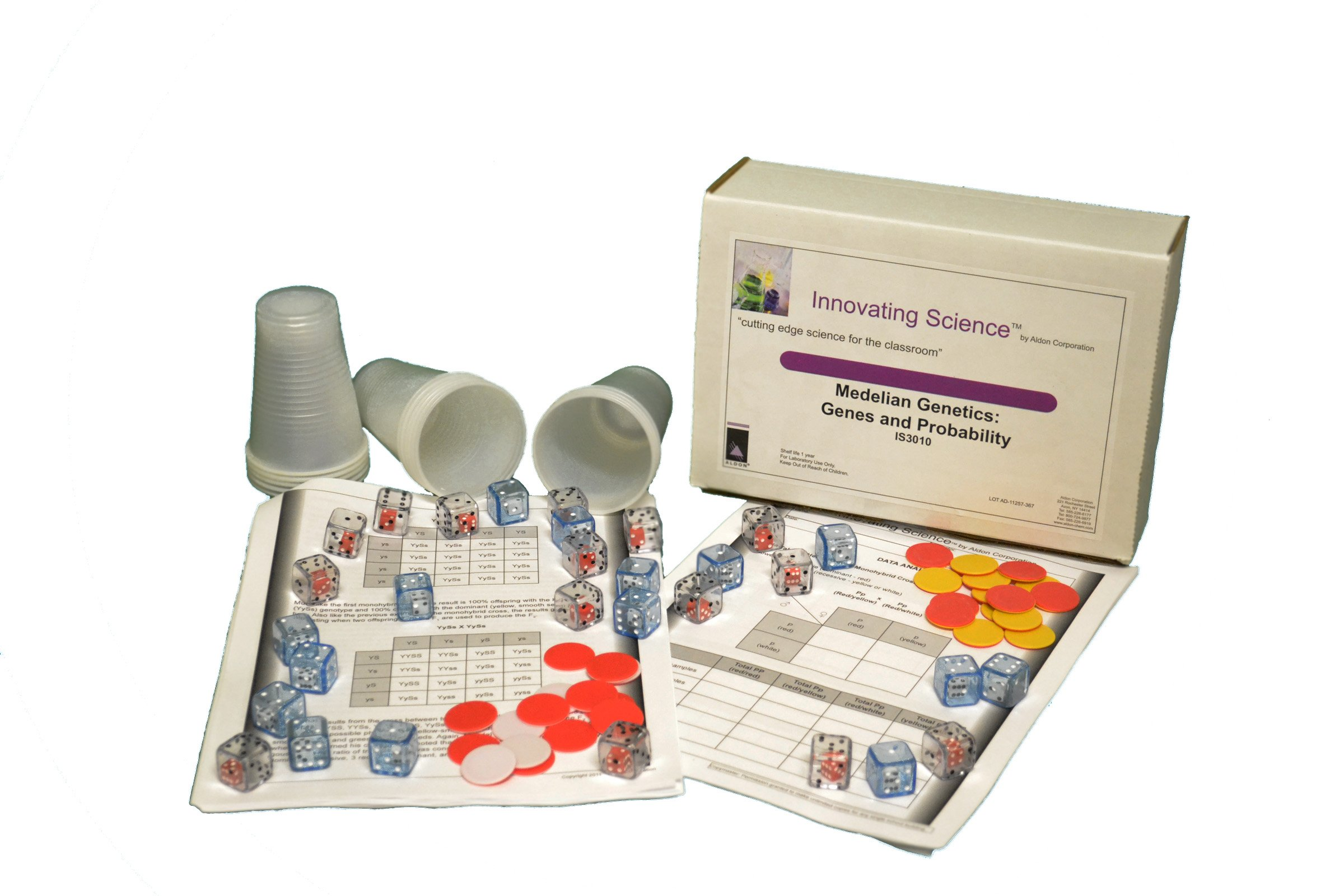 Innovating Science Introduction to Mendelian Genetics Kit