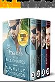 The Southern Billionaire Romance Series Collection: Four Clean Billionaire Romances by Michelle Pennington