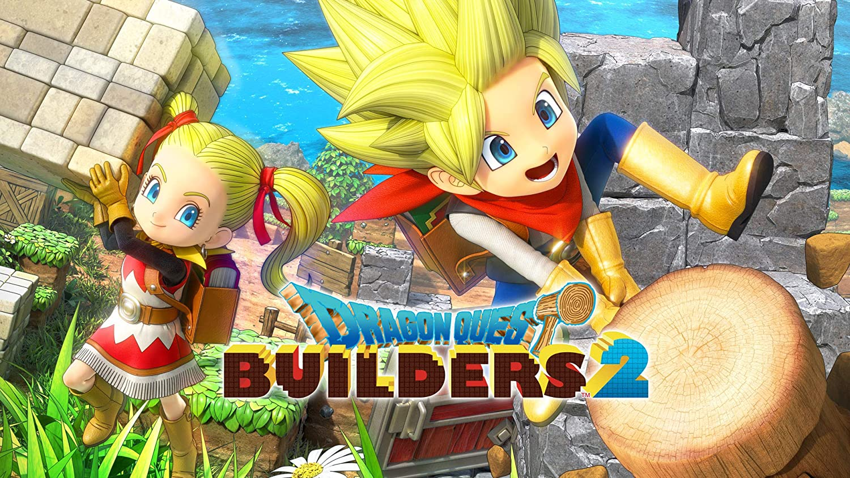 DRAGON QUEST BUILDERS 2 - Nintendo Switch [Digital Code]