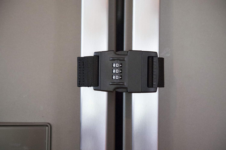Urban August Multi-functional French-door Refrigerator and Cabinet Lock (Regular)