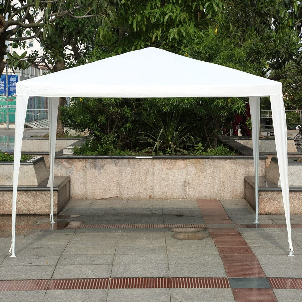IKAYAA Carpa de jardín 3 x 3 Metros Impermeable: Amazon.es: Hogar