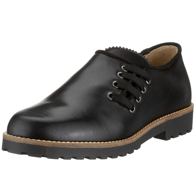 Diavolezza - Zapatos de cuero para mujer 43 EU|Negro