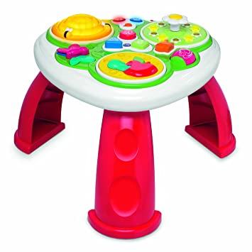 Chicco Table Jardin D Eveil Bilingue
