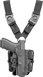 product image for Alien Gear ShapeShift Drop Leg Tactical Holster - Custom Fit for Your Gun (Select Pistol Size) - Right or Left Hand - Adjustable Retention and Cant - Made in The USA