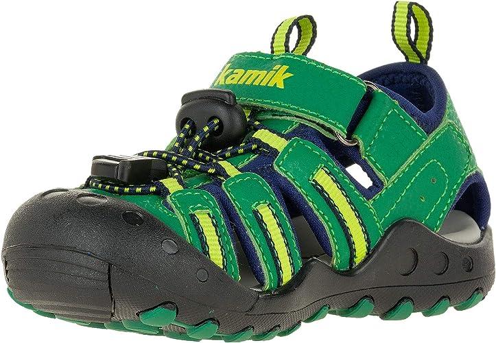 Kamik CRAB, Boys Closed Toe Sandals