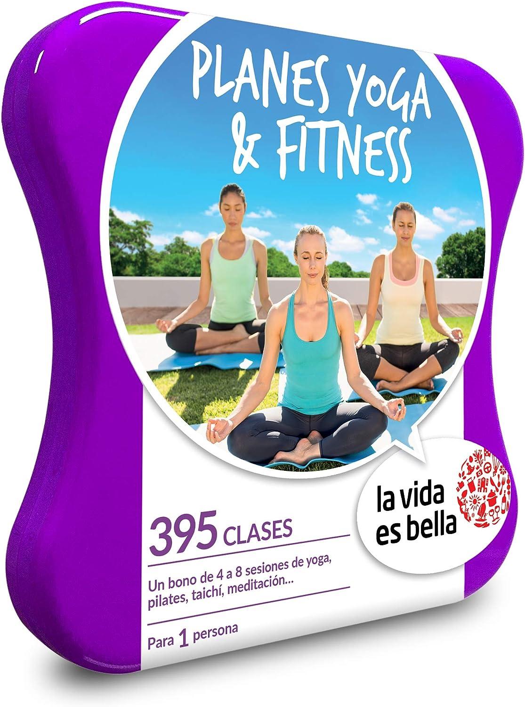 la vida es bella planes yoga y fitness