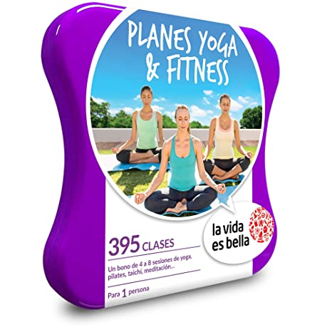 LA VIDA ES BELLA - Caja Regalo - Planes Yoga & Fitness - 395 ...