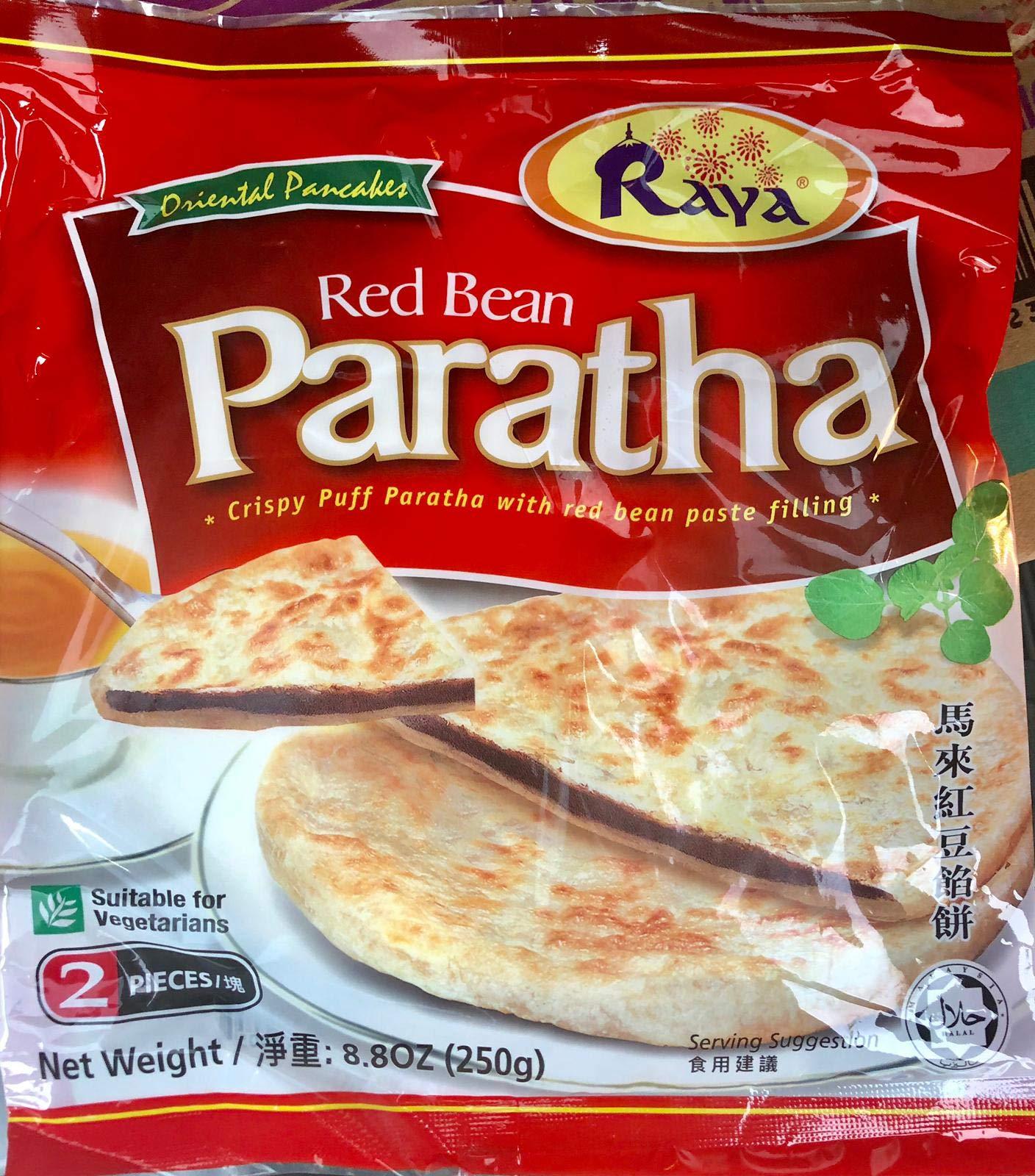 Red Bean Paratha - 8.80oz (Pack of 3)