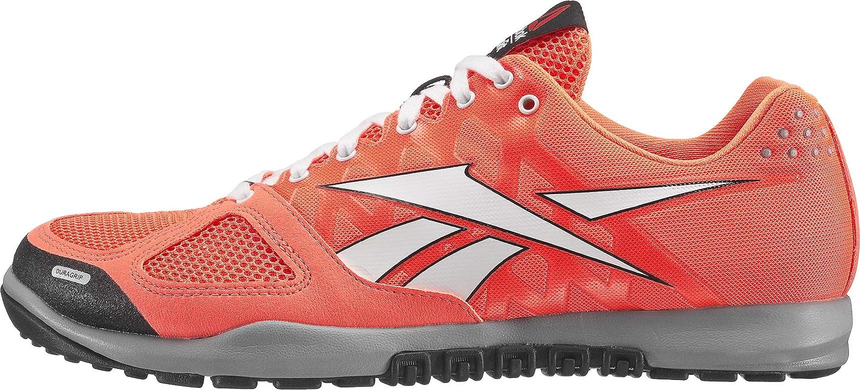Reebok Crossfit Nano 2.0 Mens Training Shoes - Orange-10.5: Amazon.es: Zapatos y complementos