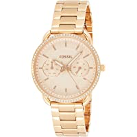 Fossil Women's Tailor Quartz Watch With Stainless Steel Strap 16