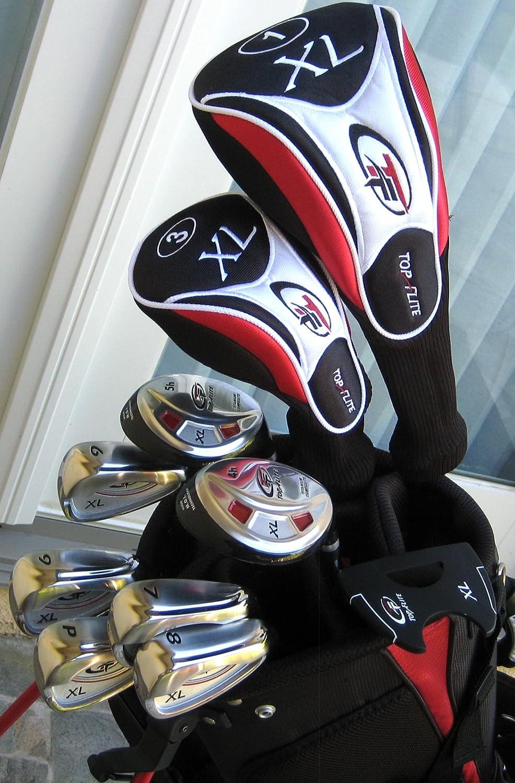 Top-Flite XL - Juego de 13 Juego Completo de Palos de Golf ...