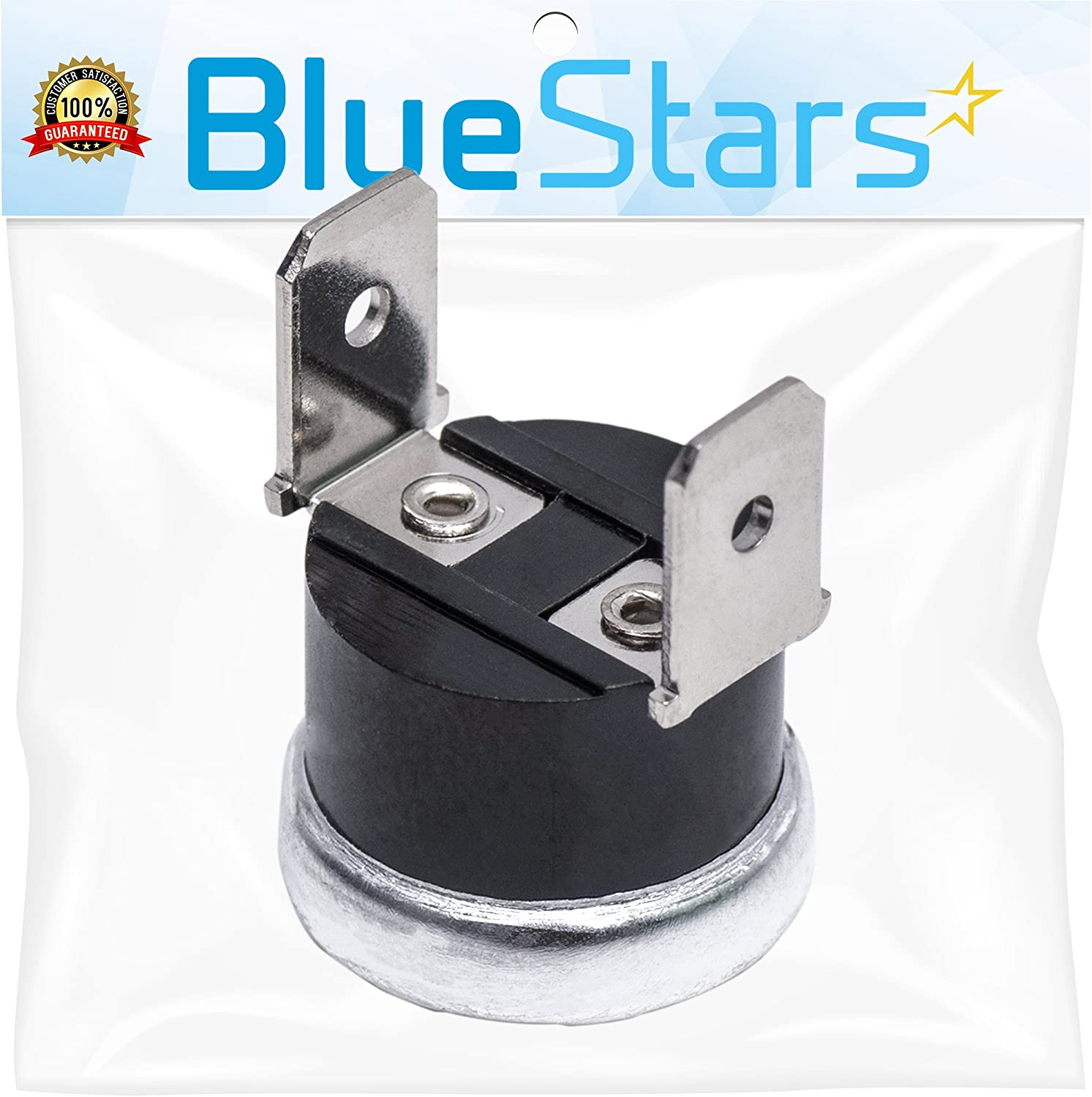 661566 Dishwasher High Limit Thermostat Replacement Part by Blue Stars - Exact Fit for Whirlpool & Kenmore Dishwashers - Replaces WP661566 3371618 W10339474 AP6010246 PS11743423 AP6010246