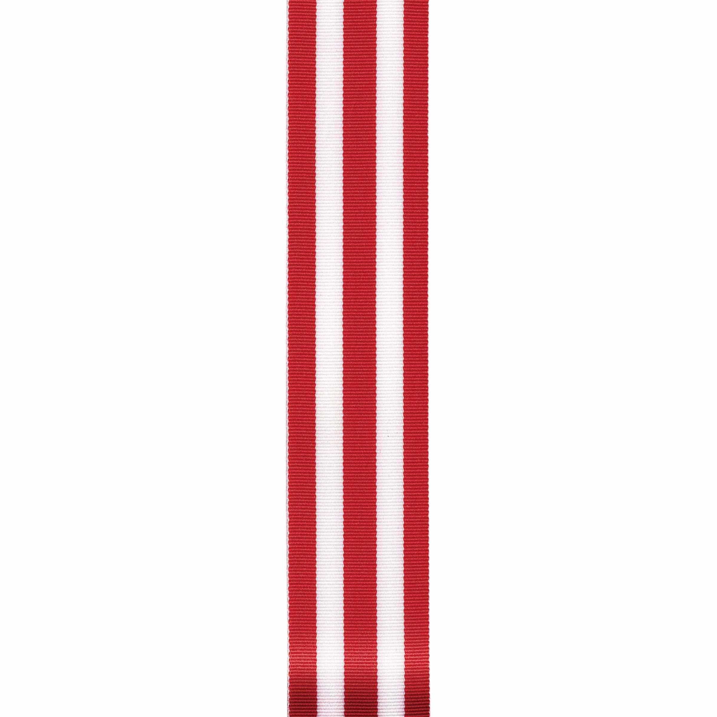 Offray Monostripe Craft Ribbon, 1 1/2-Inch x 9-Feet, Red
