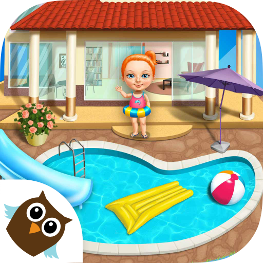 (Sweet Baby Girl Summer Fun 2 - Holiday Resort Spa, Animal Care & Boat Party)