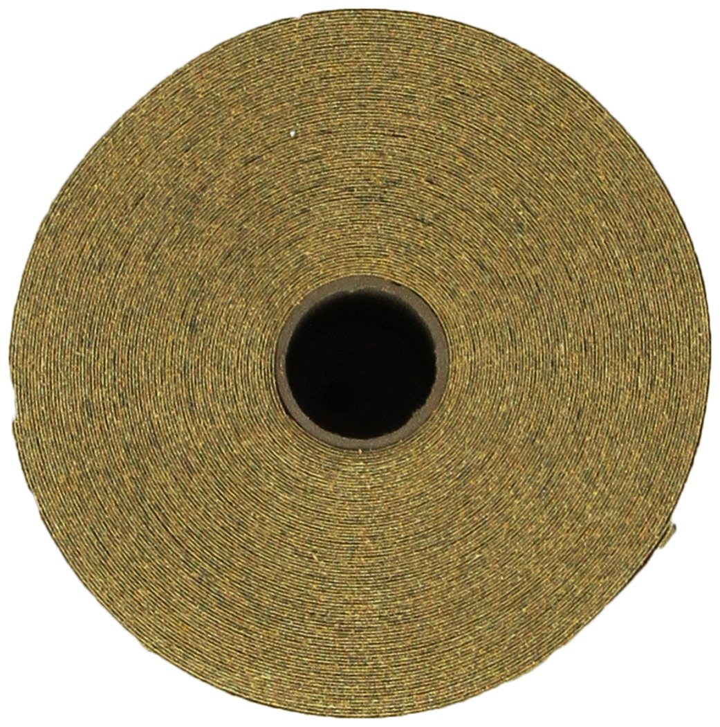 3M 02698 Stikit Gold 4-1/2'' x 20 Yard P80A Grit 216U Paper Sheet Roll by 3M (Image #1)