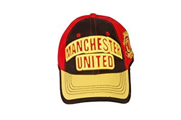 Buy Sobo18 Manchester United Sports cap Soccer Cap Online at Low Prices in  India - Amazon.in f1348fbc147
