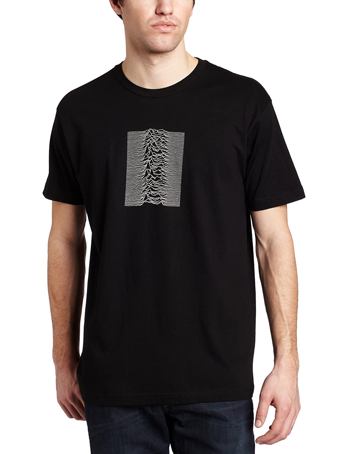 Amazon Impact Mens Joy Division Unknown Pleasures With Back