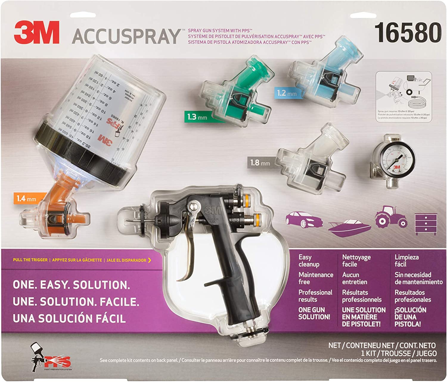 3M Accuspray Paint System