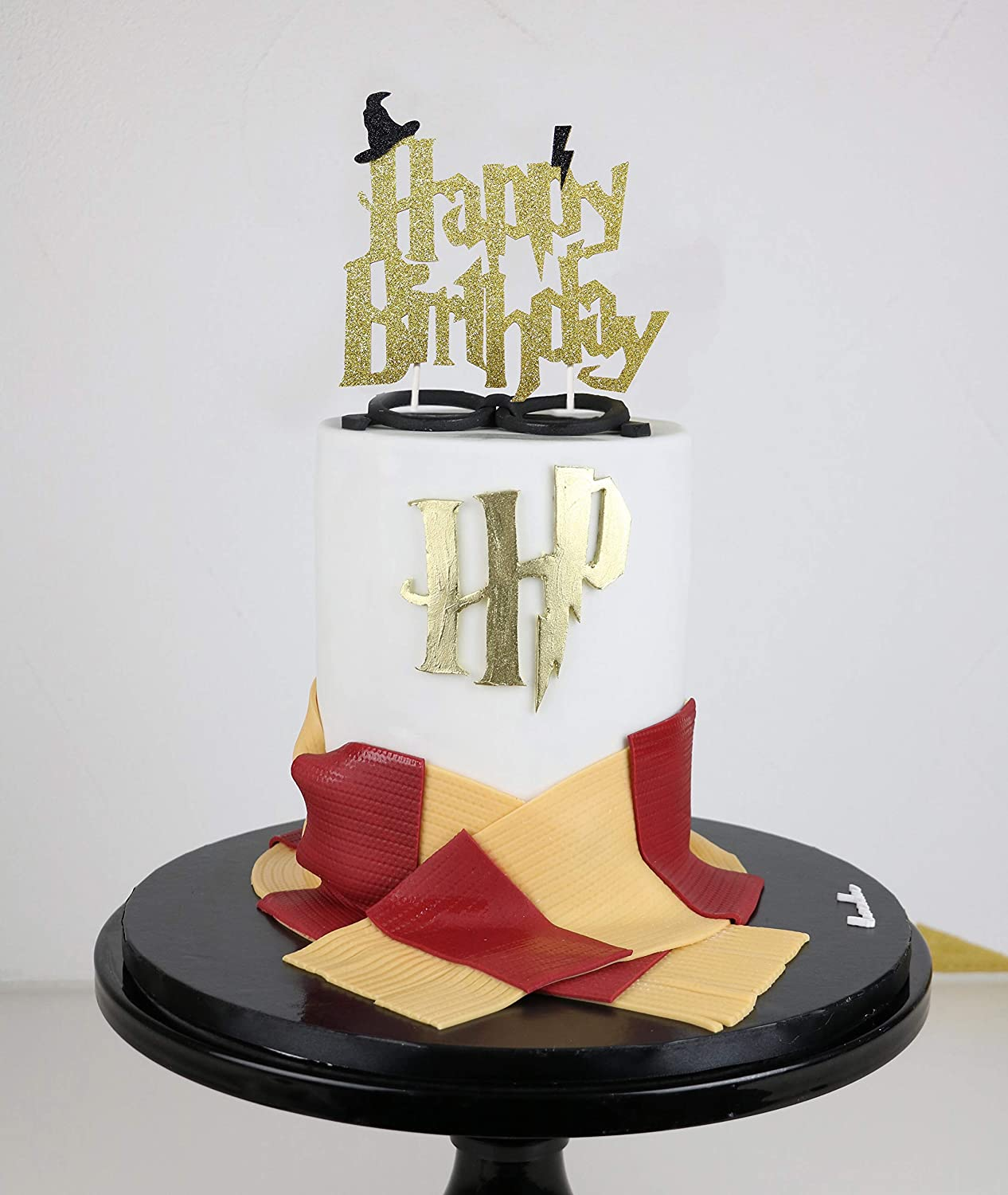 Amazon.com: Harry Potter - Decoración para tartas de ...