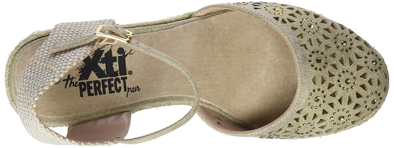 c1c7c474 XTI 48049, Zapatos con Plataforma para Mujer: Amazon.es: Zapatos y  complementos