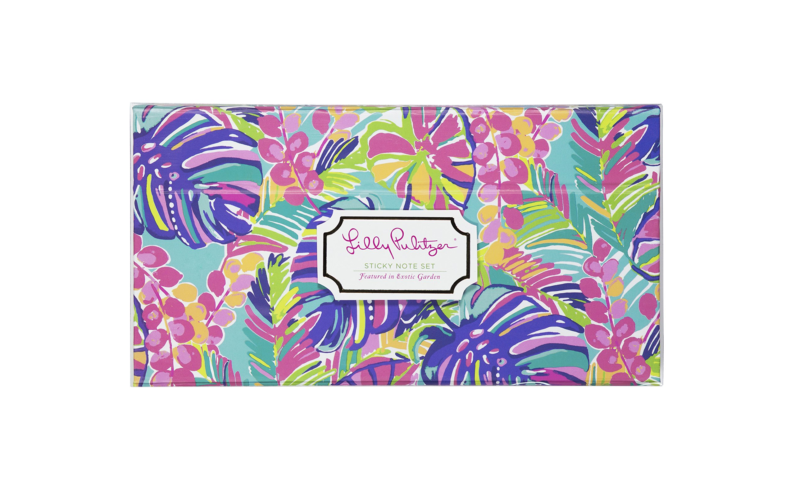 Lilly Pulitzer Exotic Garden Scratch Paper Pad (163319)