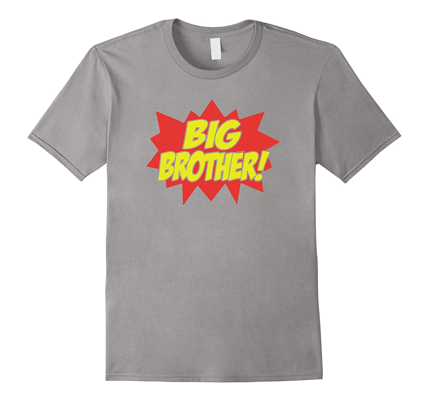 Superhero Big Brother Tee Shirt-TD