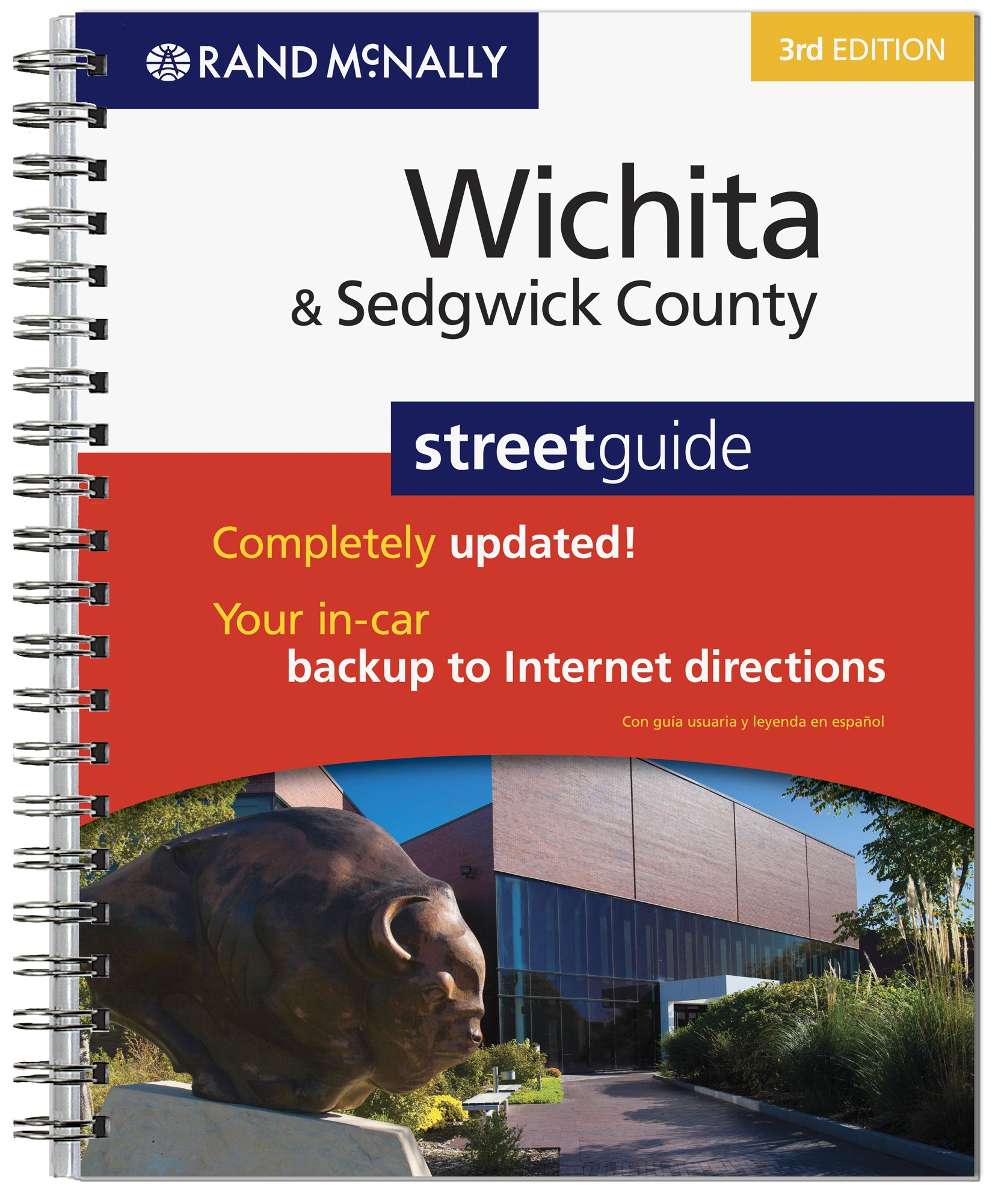 Rand McNally Wichita & Sedgewick County Streetguide (Rand McNally Wichita/Sedgwick County Street Guide) ebook