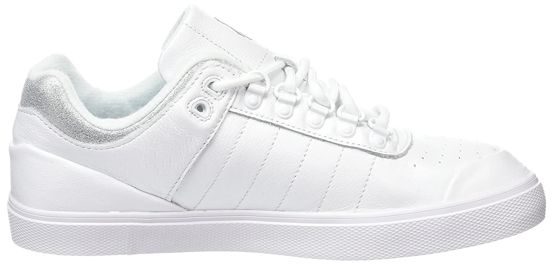 K-Swiss Women's Gstaad Neu Sleek Fashion Sneaker B01N4TP7HL 7 B(M) US|White Iridescent
