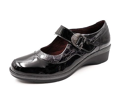 76504c68d39d4 Zapato Mujer cómodo Tipo Mercedes PITILLOS