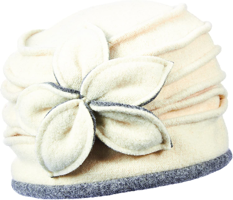 SCALA Lambs Wool Cloche...