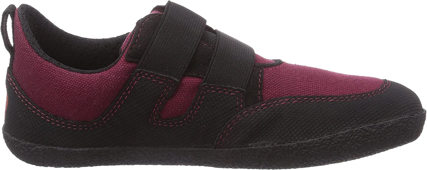 Sole Runner Unisex Kids Puck Low-Top Trainer Red Size 12