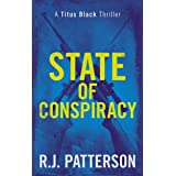 State of Conspiracy (Titus Black Thriller series Book 8)