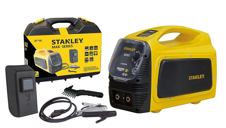 Stanley MAX210 - Soldadura Inverter electrodo: Amazon.es: Industria, empresas y ciencia