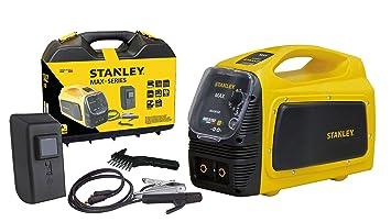 Stanley ST-MAX180 Soldadura Inverter Electrodos: Amazon ...