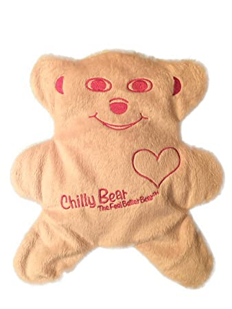 Amazon the feel better bear hot moist heat menstrual cramp the feel better bear hot moist heat menstrual cramp relief function as a cold pack altavistaventures Choice Image