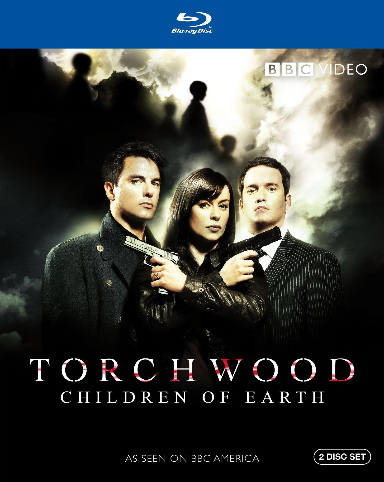 Blu-ray : Torchwood: Children of Earth (Digipack Packaging, Widescreen, Dolby, AC-3, 2 Disc)