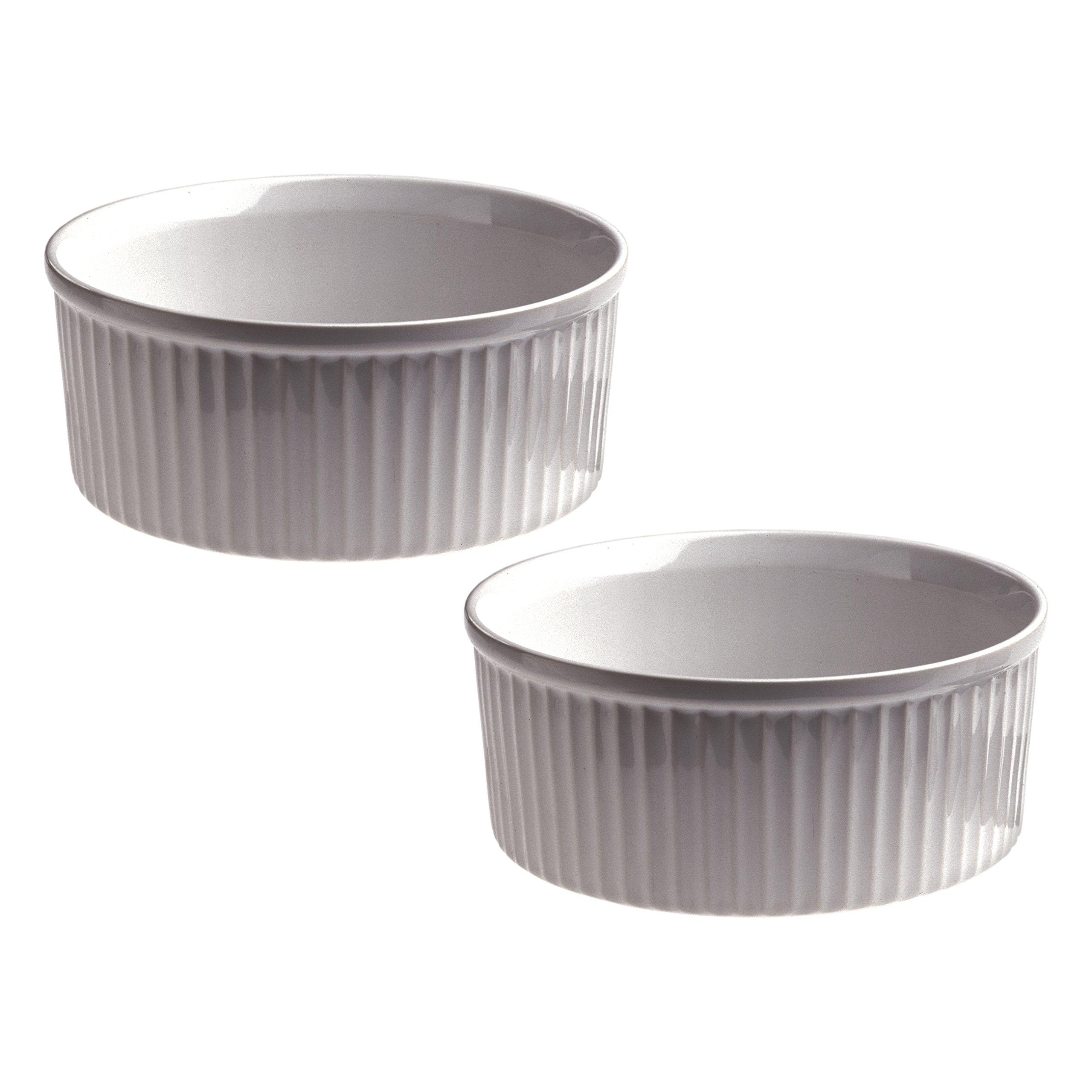 Grands Classique 13 oz. Souffle Dish [Set of 2]
