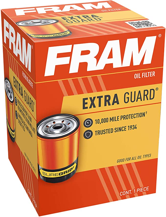 Fram PH8691A Case Of 6 SPIN-ON OIL FILTER Wearguard HD