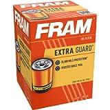 FRAM Extra Guard PH2, 10K Mile Change Interval Spin-On Oil Filter