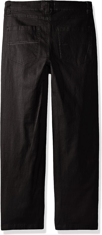 CHEROKEE Boys Uniform Modern Fit Stretch Flex Twill