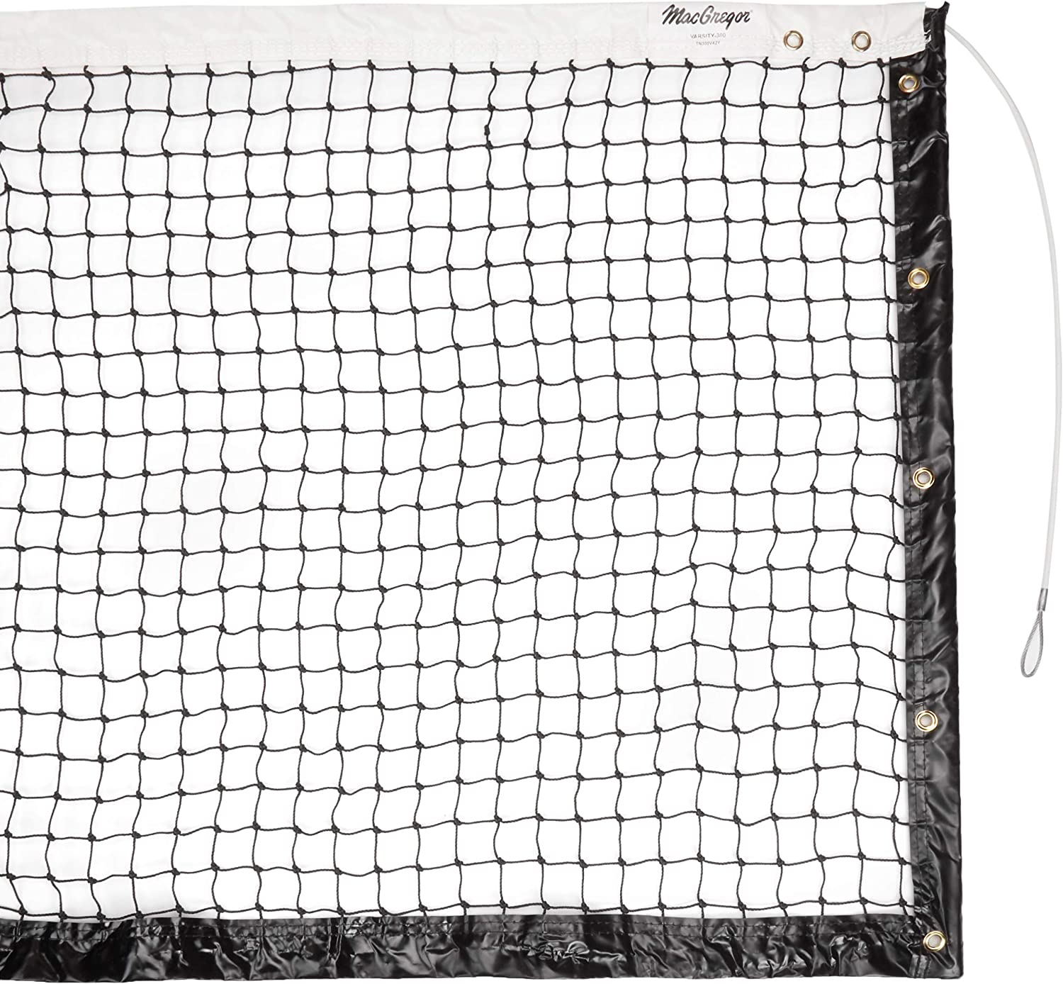 MacGregor Varsity 300 Tennis Net, 42-feet : Sports & Outdoors
