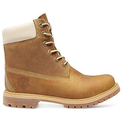 Amazon Premium Golden C8229a Boots 6in Timberland Beige Wedge Ek fq8wwTP