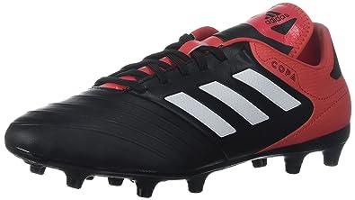 more photos 2bc0b a9435 adidas Mens Copa 18.3 FG Soccer Shoe, Core BlackWhiteReal Coral,
