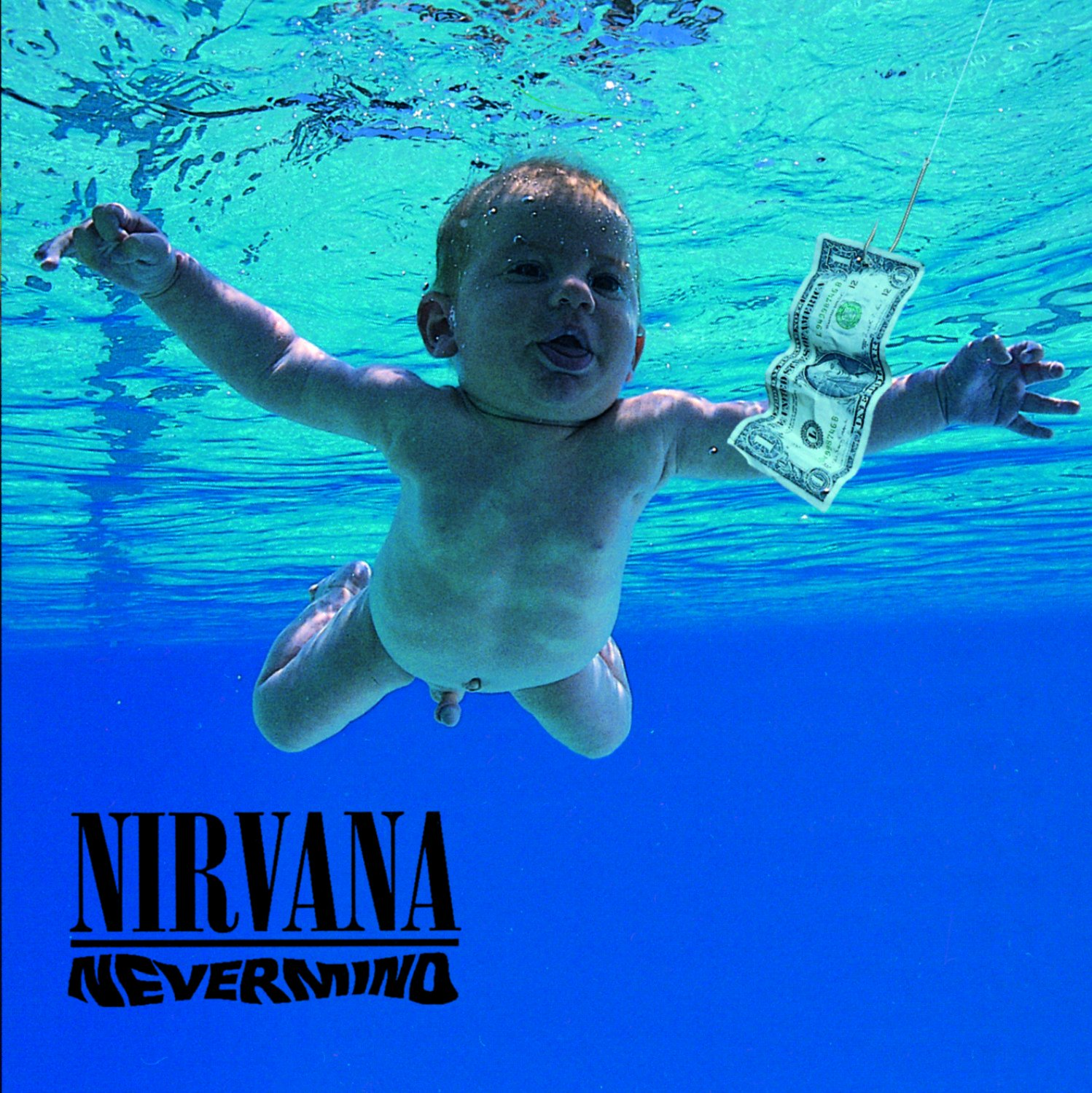 Bilderesultat for nirvana nevermind