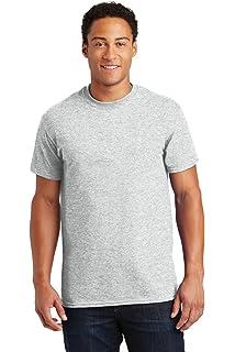Gildan Camiseta Básica de Manga Corta de Verano para Hombre- 61 Colores Diferentes ? Número