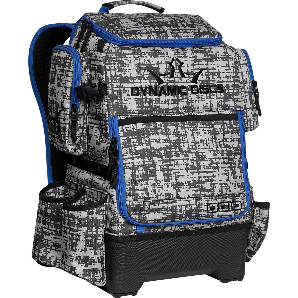 Dynamic Discs Ranger H2O Backpack Disc Golf Bag (Genome) by OGIO