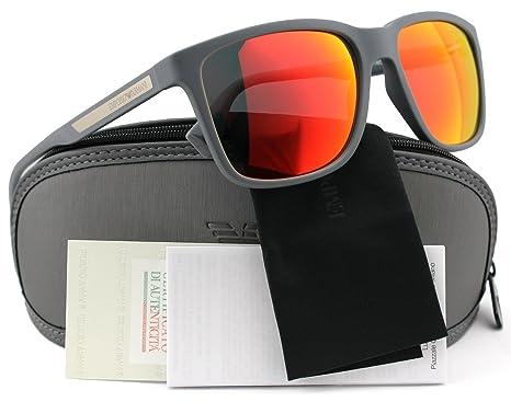 Amazon.com: Emporio Armani ea4047 Gafas de sol gris w/de ...