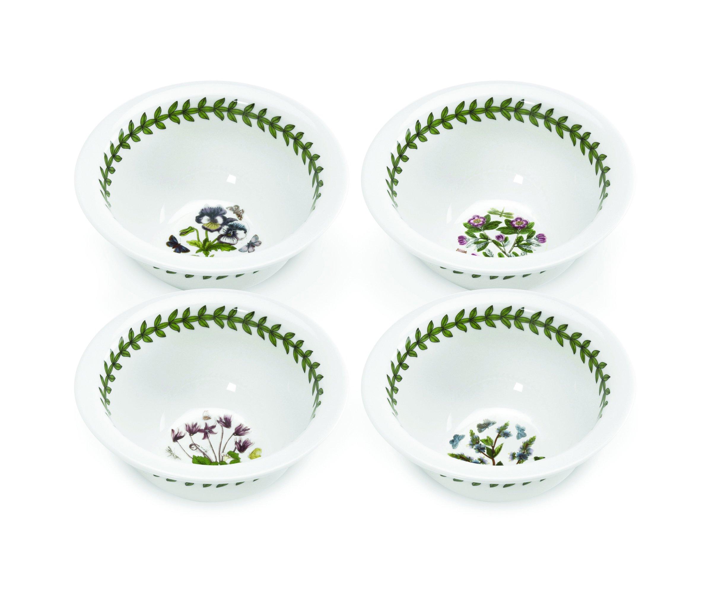 Portmeirion 749151468436 Botanical Garden Round Dish Multicolor